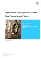 Front page - 2014 Thomas Holm skov - Experimental Investigation